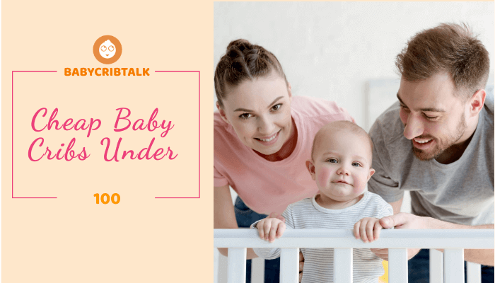 cheap baby cribs under 100