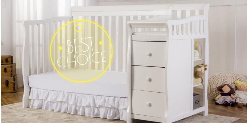 cribs with storage drawers