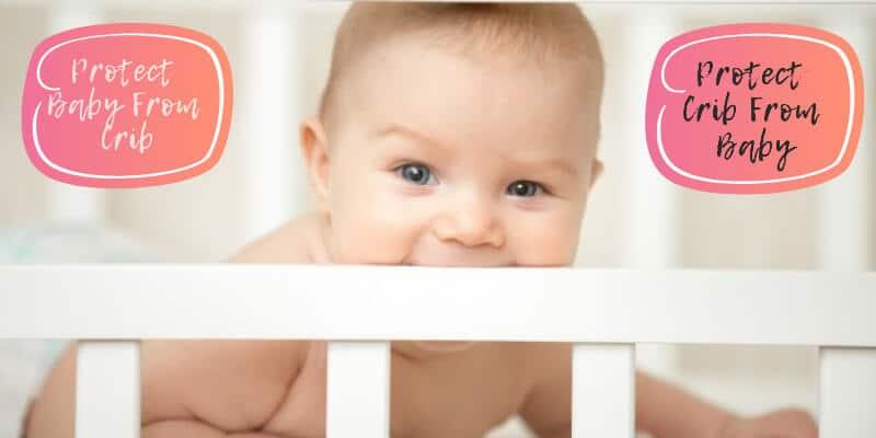 protect both baby and crib