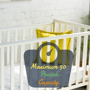 What is the Crib Maximum Weight Capacity