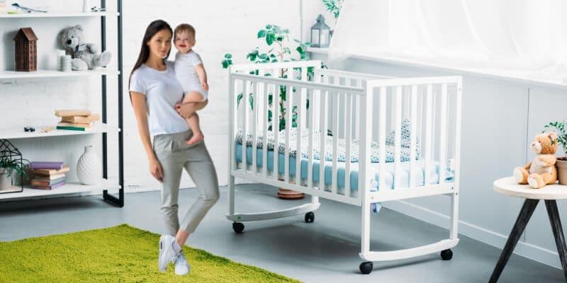 crib hacks for short moms
