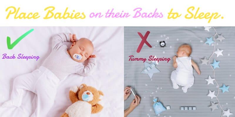 Hazards of Sleeping On Stomach