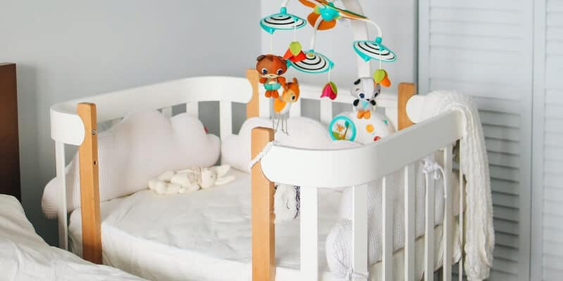 best crib for co sleeping
